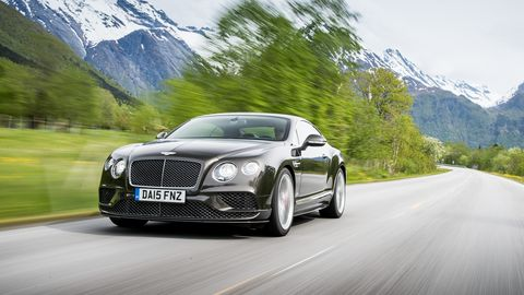 New Bentley Vehicles | Models and Prices | Car and Driver