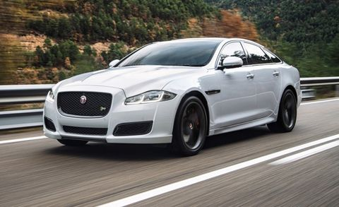 2016 Jaguar XJ: Faster Computers for the Refreshed Flagship