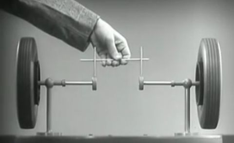 It's Simple, Really: How a Differential Works, Explained in a Vintage Video