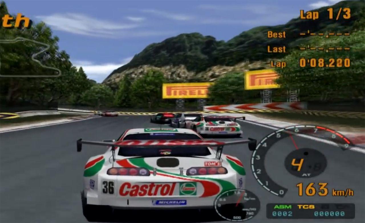 real manual car driving games