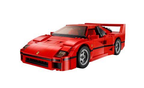 Tire, Wheel, Automotive design, Vehicle, Automotive exterior, Red, Fender, Toy, Rim, Bumper,