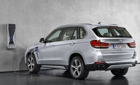 2016 Bmw X5 Xdrive40e Plug In Hybrid Priced News Car And