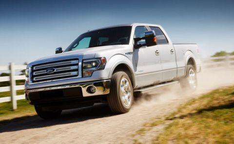 Ford Recalls 262,000 Cars for Transmission, Suspension, and More