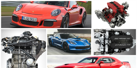 Beating Hearts: The 10 Greatest Engines You Can Buy Today