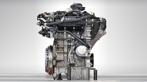2016 ford turbocharged 10 liter inline 3