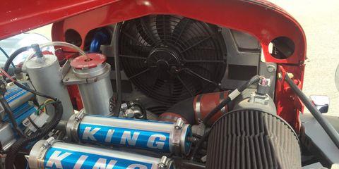 Blue, Engine, Electric blue, Automotive engine part, Machine, Engineering, Nut, Cylinder, Classic, Aircraft engine,