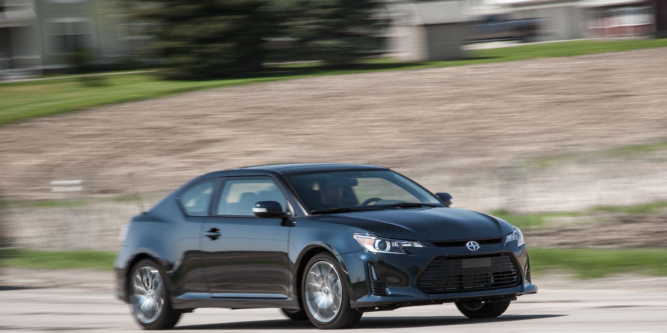 2016 Scion Tc Reviews Scion Tc Price Photos And Specs Car And