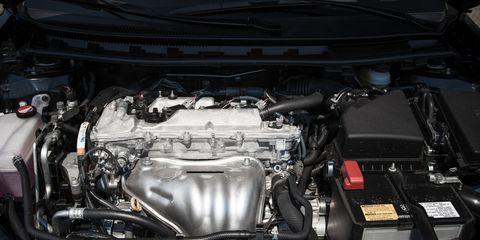 Engine, Automotive engine part, Automotive air manifold, Automotive super charger part, Fuel line, Personal luxury car, Kit car, Carburetor,