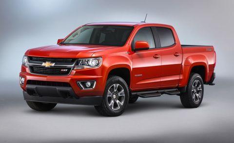 2016 Chevrolet Colorado Sel