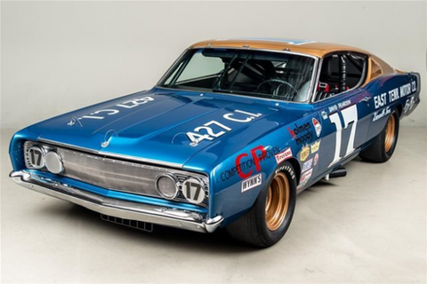 For Sale: a Championship-Winning Piece of NASCAR History