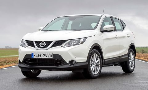 According To A Report In Automotive News Nissan Will Bring Its European Market Qashqai Crossover North America Slot Below The Rogue As Smaller