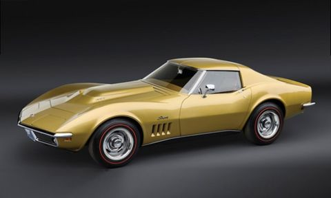 The 500 Horsepower Corvette That Chevrolet Didn't Talk About