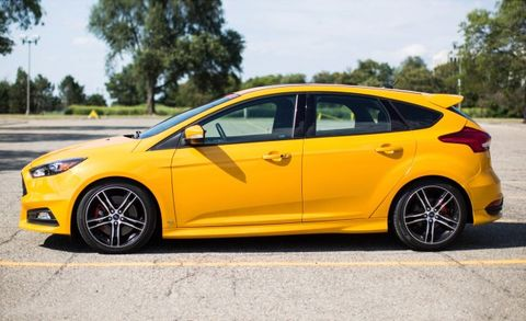 Ford Offers Upgrade for Focus ST to 275 Horsepower – News
