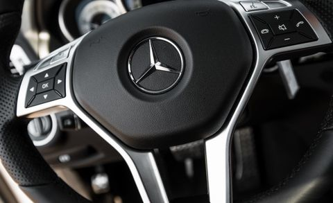 Mercedes-Benz Recalls 495,000 Cars for Accidental Airbag