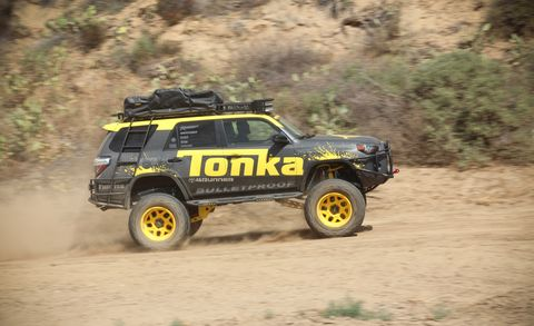 Tire, Wheel, Automotive exterior, Automotive carrying rack, Car, Landscape, Automotive tire, Off-road vehicle, Sand, Off-roading,