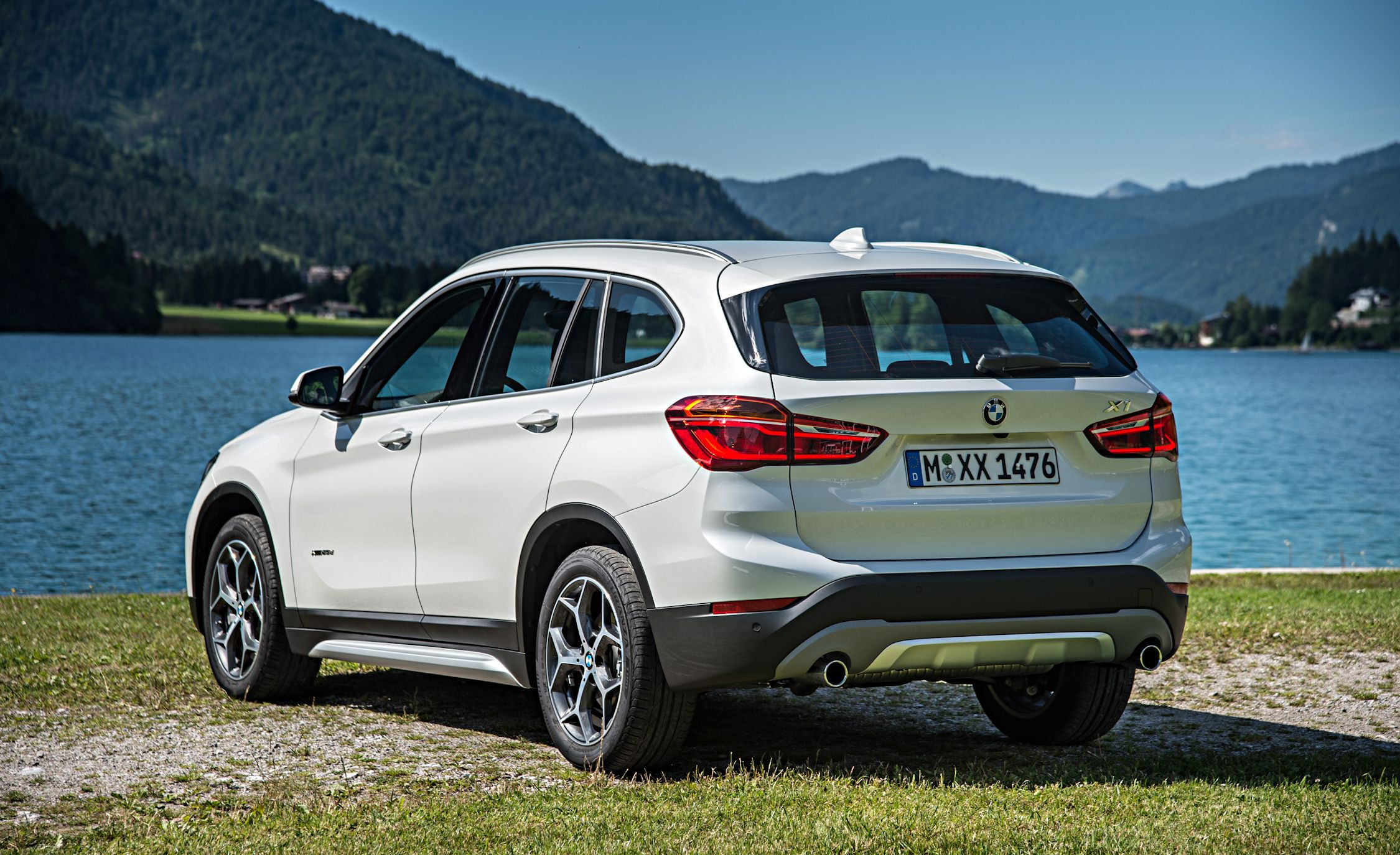 2016 Bmw X1 The Least Expensive Crossover Is Kind Of