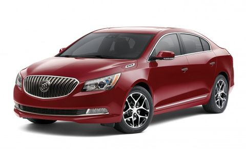 While These Aren T The Exciting Sporty Models Gm Has Said It Wants To Bring Buick We Ve Been Told That Future Holds Sport Touring Versions Of Every