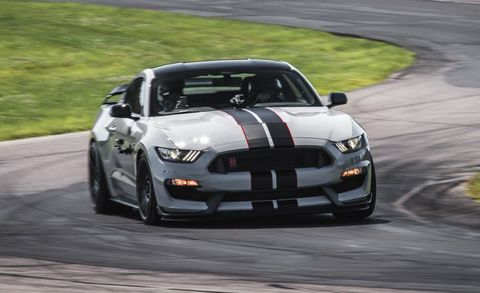 2016 Ford Mustang Shelby Gt350 Gt350r Pricing Is Official