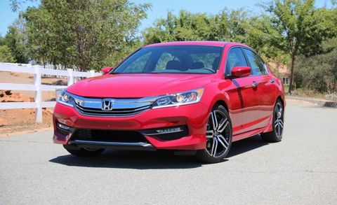 Honda Releases Pricing On 2016 Accord Sedan And Coupe