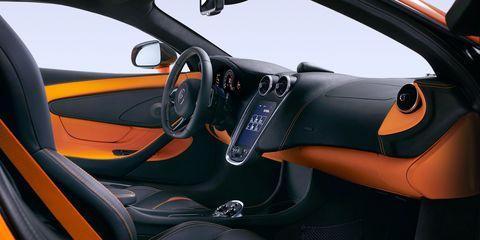 Motor vehicle, Steering part, Mode of transport, Automotive design, Steering wheel, Vehicle, Transport, Orange, Automotive mirror, Vehicle door,