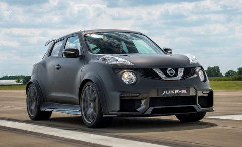 Nissan Juke R 20 600 Hp Gt R Nismo Engine 17 May Be Built