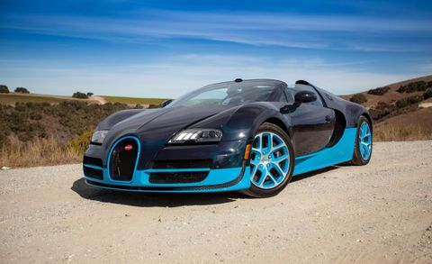 Wolfgang Dürheimer: Veyron Successor Will Be Faster, No Bugatti SUV