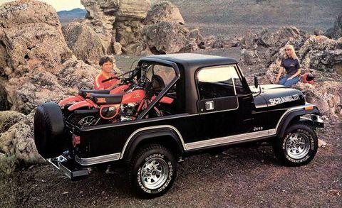 Jeep Pickup Truck History – Go Beyond the Wrangler Pickup
