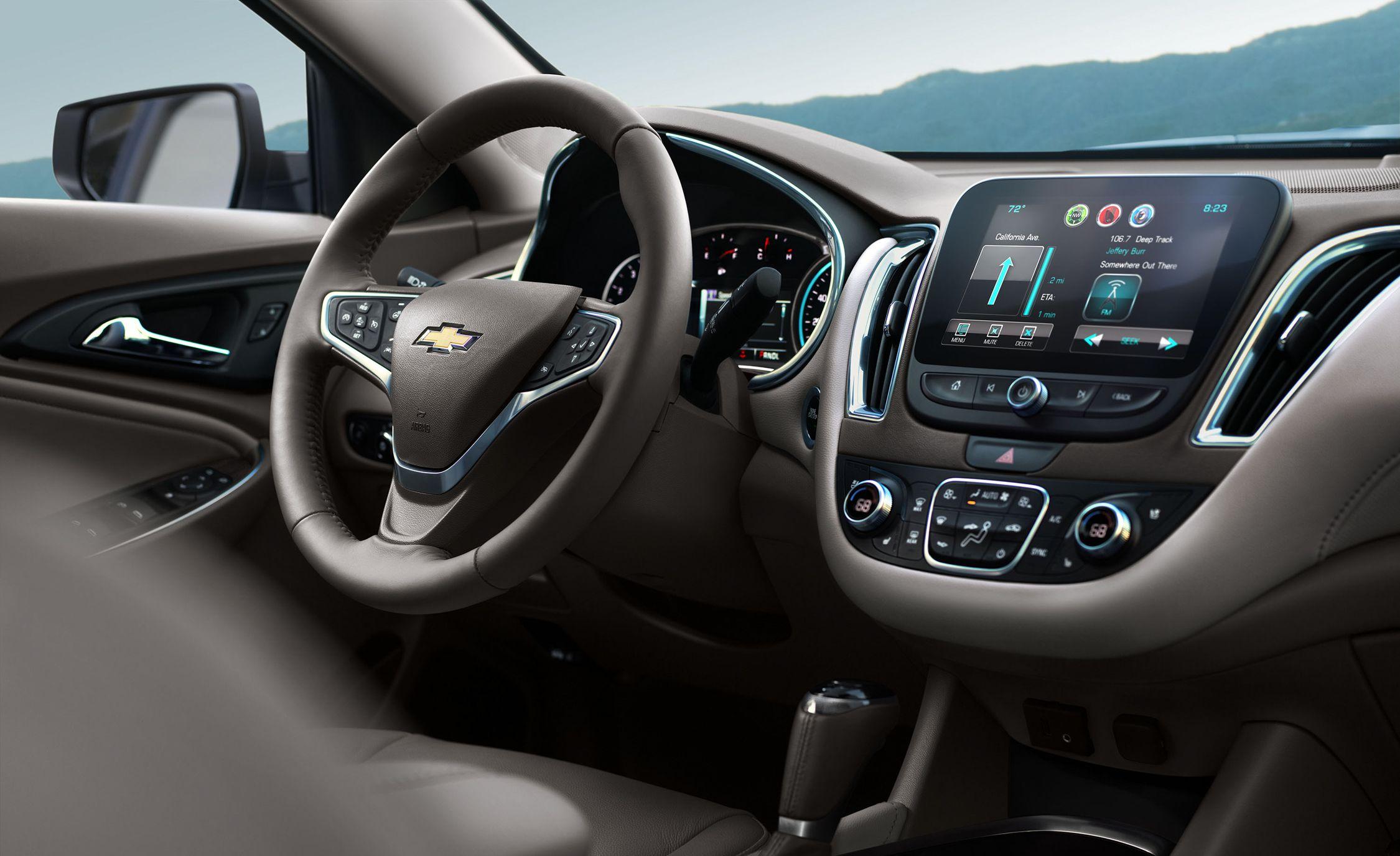 All New 2016 Chevrolet Malibu Gets Lower Starting Price