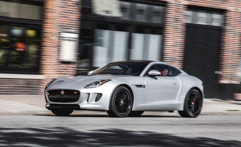 2016 Jaguar F Type V 6 S Coupe