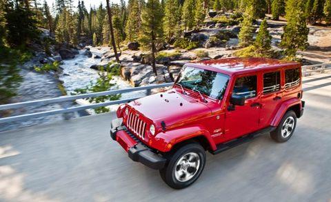 Next Gen Jeep Wrangler To Get Diesel Hybrid Powertrains News