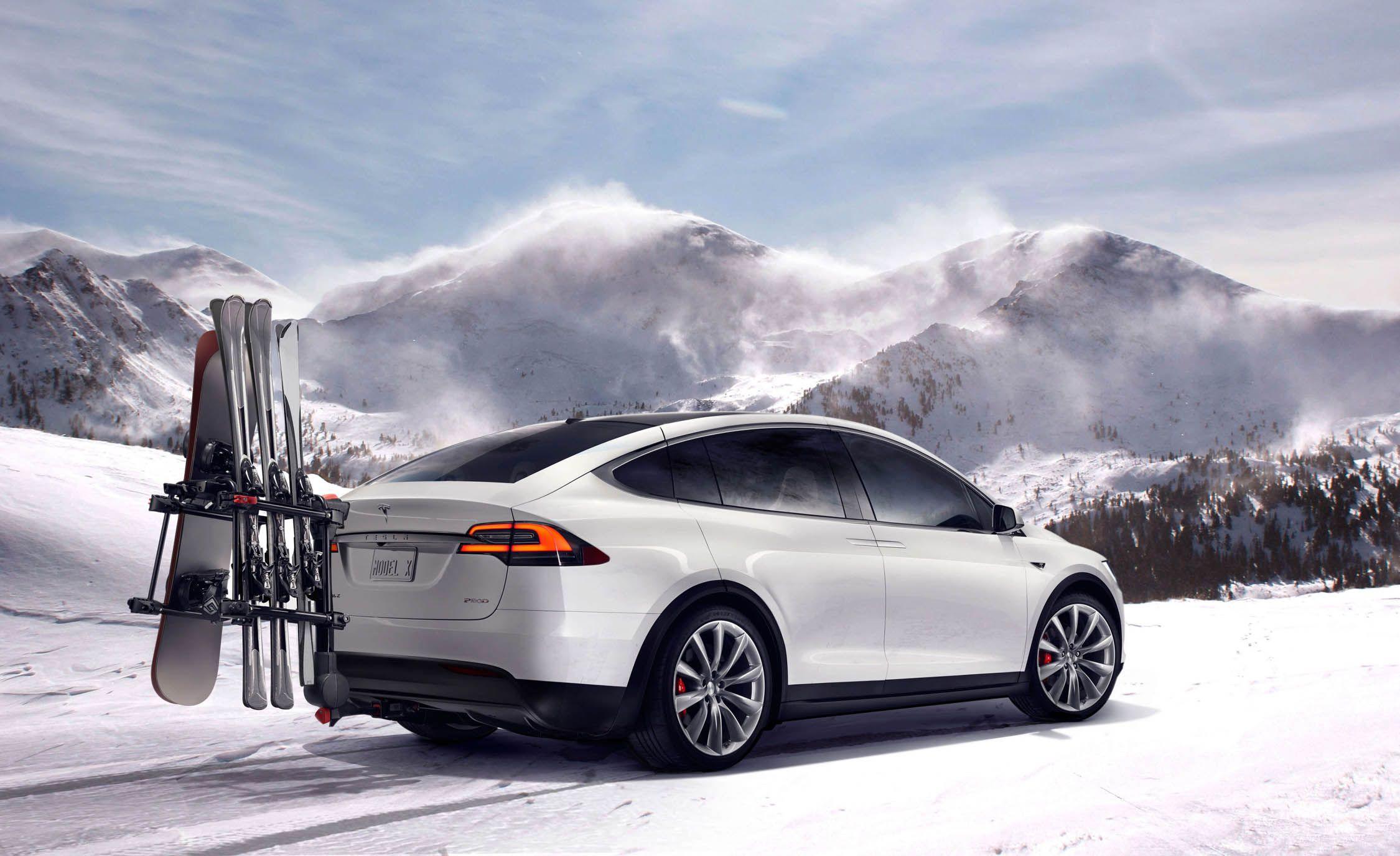 How We D Spec It The Ludicrous Tesla Model X P90d