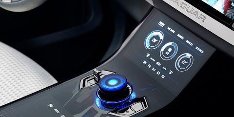 Blue, Electronic device, Automotive design, Technology, Logo, Electric blue, Electronics, Vehicle audio, Luxury vehicle, Multimedia,