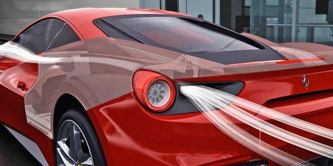 How the Ferrari 488GTB Makes the Air Its Ally – Feature