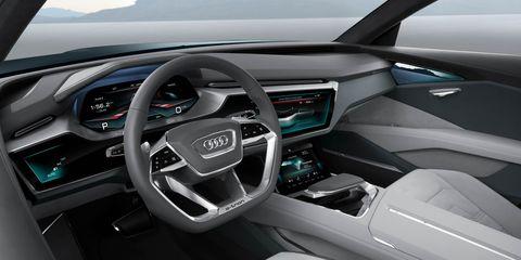 Audi e-tron Quattro and Sportback: New Tech Details on the Tesla Model X Rival