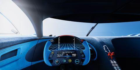 Bugatti Vision Gt >> Bugatti Vision Gran Turismo Becomes Ever So Slightly More