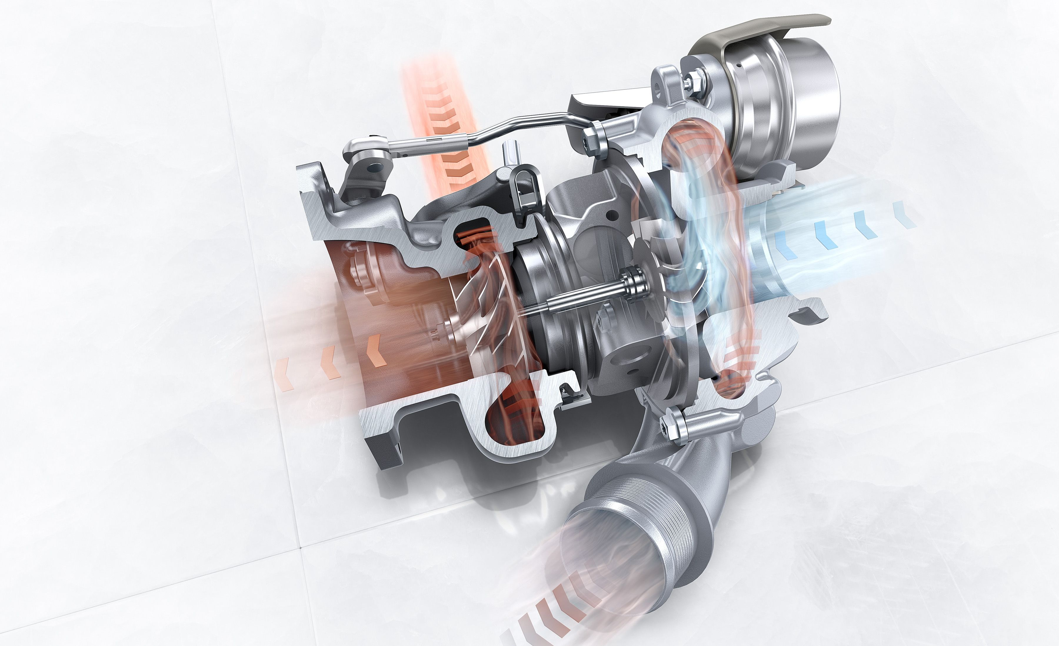 Booster Shot How Future Turbochargers Will Deliver More And Efficiency