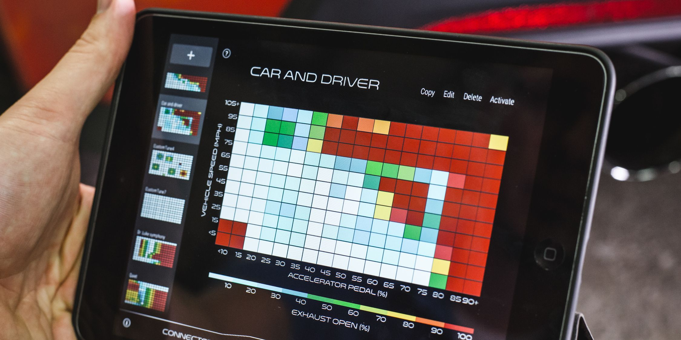 Sonic Reducer: Roush Active-Exhaust App Lets Users Create Custom Exhaust Tune