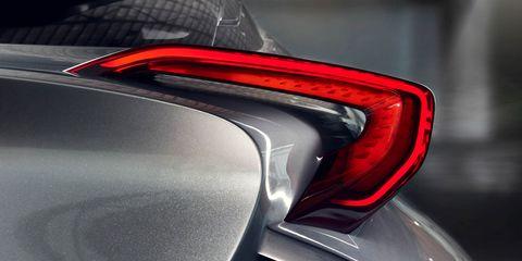 Automotive design, Carmine, Carbon, Gloss, Silver, Synthetic rubber,