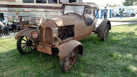 Hershey Car Show 2020.Treasure Hunting At Hershey The World S Largest Old Car
