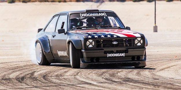 hoonigan 1978 ford escort mkii