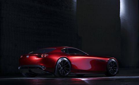 Tire, Wheel, Automotive design, Mode of transport, Vehicle, Automotive lighting, Car, Red, Rim, Personal luxury car,