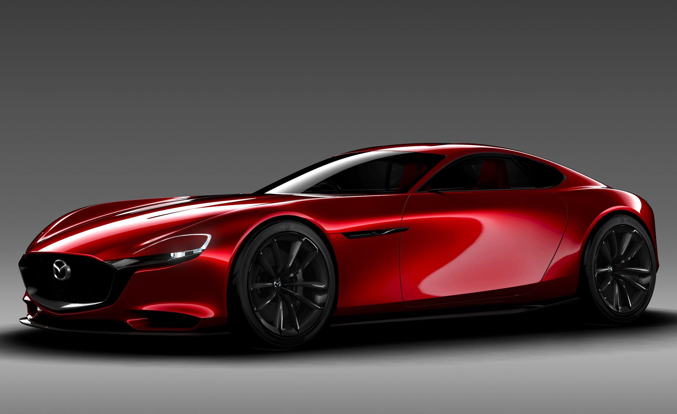 Mazda S Rotary Engine Returning As Range Extender In An Ev