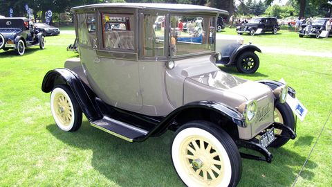 1923 detroit electric