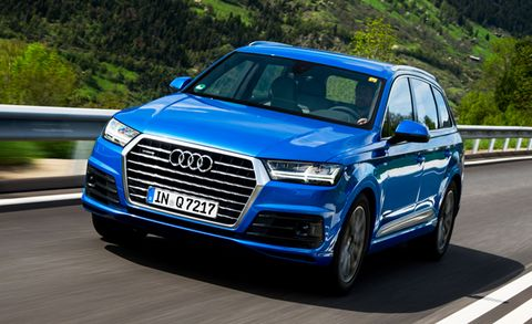 2017 Audi Q7 Pricing And Features