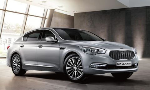 2016 Kia K900 Now With V 6 And A Lower Starting Price