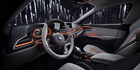 Motor vehicle, Steering part, Automotive design, Steering wheel, Vehicle, Transport, Car, Red, White, Center console,