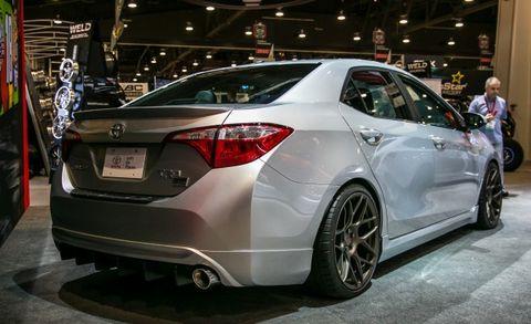 Toyota Corolla Trd Concept