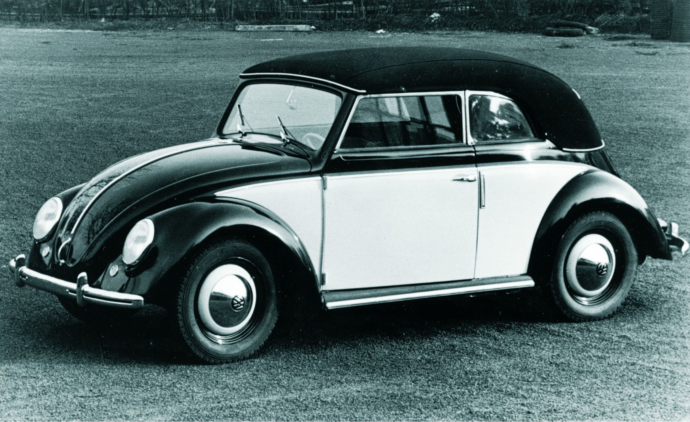 Volkswagen Beetle Models by Year - Old and Classic VW Bugs