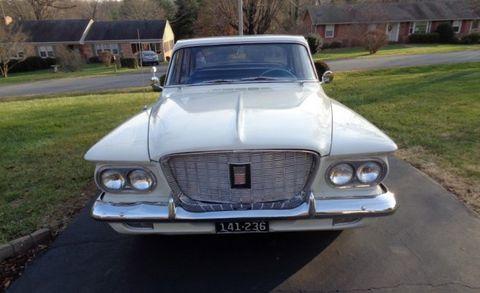 Very Clean 1960 Valiant V200 For Sale on eBay – News – Car