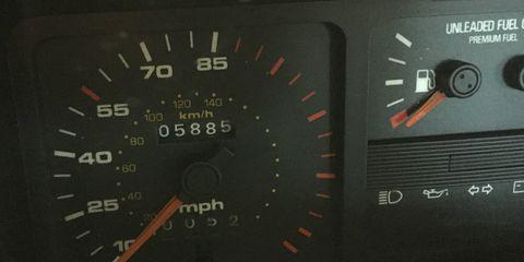 Merkur XR4Ti Pace Car on eBay – News – Car and Driver